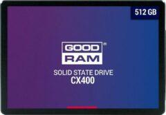 Goodram CX400 internal solid state drive 2.5'' 512 GB SATA III QLC 3D NAND