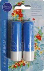 Transparante Sencebeauty Lippenbalsem - Daily Care 2 x 4,8 g
