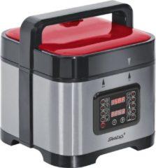 Roestvrijstalen Steba DD1 Eco - Elektrische Stoom- en Snelkookpan