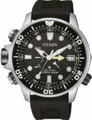 Zwarte Citizen horloge