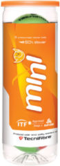 Tecnifibre Mini - Stage 2 - Oranje - Tennisbal - 3 stuks