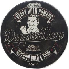 Dapper Dan - Heavy Hold Pomade - 100 ml