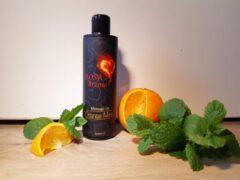 Rosa-Aroma Massage Oil - Orange Mint 250ML