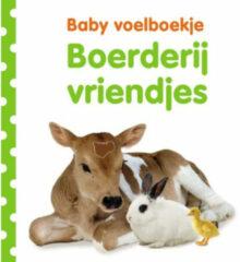 Veltman Kinderboek Baby voelboekje: Boerderijvriendjes. 0+