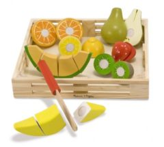 MELISSA Houten Fruit Om Te Snijden 18-Delig (4534021)