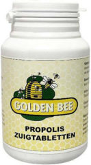 Golden Bee Propolis 500mg Zuigtabletten