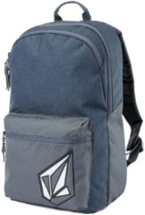 Blue Volcom Academy Backpack