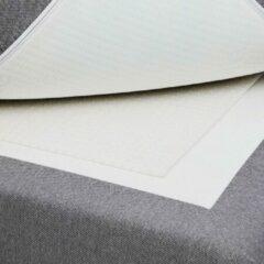 Briljant Bedmode Matrasbeschermer Anti-slip mat voor boxsprings - 140 cm x 170 cm - Wit