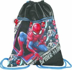 Spider-Man SpiderMan Gymbag - 34 x 45 cm - Multi
