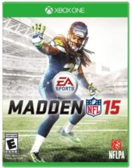 Electronic Arts Madden NFL 15, Xbox One video-game Basis Frans