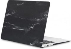 Zwarte Xccess Protection Cover for Macbook Air 13inch A1369/A1466 (2010-2019) Black Marble