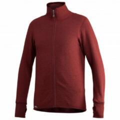 Woolpower - Full Zip Jacket 400 - Wollen vest maat XXS, rood