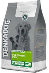 Denkadog Pup Junior Croc Rund&Kip - Hondenvoer - 2.5 kg - Hondenvoer
