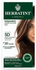 Herbatint haarkleuring - 05d lichtgoud kastanje