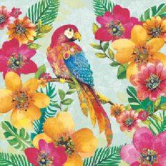 Ambiente Servetten Tropical Parrot 33cm