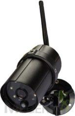 Perel Velleman ip-camera - gebruik buitenshuis - cilindrisch - ir - wifi - plug & play - sd-kaartslot - 1 mp camip21