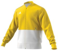Präsentationsjacke Condivo 18 mit CLIMACOOL-Technologie adidas performance yellow/white