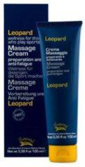 Leopard-Sport-Massagecrème-Voor & Na het Sporten-100 ml.