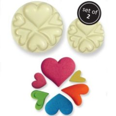 Witte J''E''M JEM Pop It® Hearts
