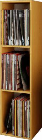 Afbeelding van Vcm LP Vinyl kast expedit Platto (Beuken)