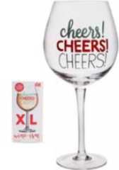 Dci CHEERS XL HOLIDAY WINE-ISM