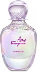 Salvatore Ferragamo Amo Flowerful Eau de Toilette Spray 100 ml