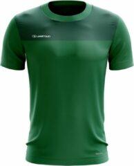 Jartazi T-shirt Bari Heren Polyester Groen Maat Xxl