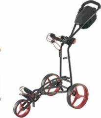BigMax Big Max Autofold FF Zwart Rood Golftrolley
