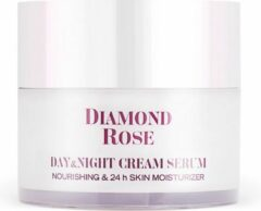 Witte roos Alba dag- en nachtcreme 50 ml Biofresh Diamond Rose