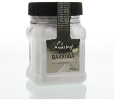 Afbeelding van Its Amazing It's Amazing Baksoda/zuiveringszout (250g)