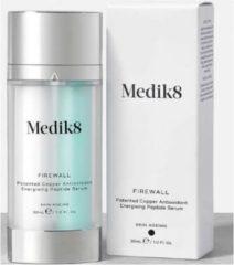Medik8 Firewall Patented Copper Antioxidant Energising Peptide Serum 30ml