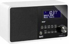 Imperial DigitalBox DABMAN 100 Draagbaar Digitaal Wit radio