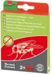 Natural Control Fruit Fly Trap lokstof los (2-pack) voor Fruitvliegjes