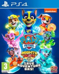 Outright Games PAW PATROL Mighty Pups Save Adventure Bay PS4 F/NL