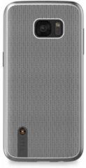 Zilveren STI:L Chain Veil Protective Case Samsung Galaxy S7 Edge Silver