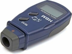Blauwe Lemato Digitale Toerenteller Met Laser