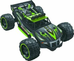 Wonky Cars - Street Buggy - RC - RC Auto - Bestuurbare Auto - Radiografische Auto - 2,4 GHz - Groen
