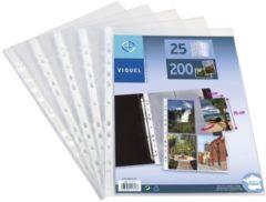 *expantieshowtas Viquel A4 voor foto's PP 0,9 capaciteit 200 foto's 100x150