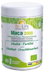Be-Life Maca 2000 bio 90 Softgel