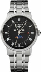 Elysee Herenhorloge EL.77003 All stainless Zilver