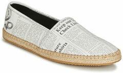 Witte Espadrilles John Galliano 6715