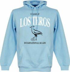 Retake Uruguay Rugby Hoodie - Licht Blauw - S
