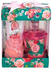 Geschenkbox 'Wildrose' Salsa rosé