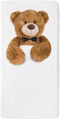 Snurk Teddy Hoeslaken 70 x 140 cm