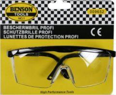 Benson Beschermbril profi bril - veiligheidsbril - vuurwerkbril