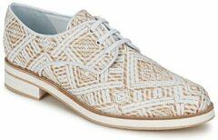 Witte Nette schoenen Stéphane Kelian HUNA 7