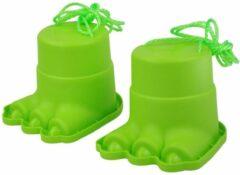 Groene Van der Meulen Loopklossen Poot - Groen