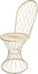 Esschert design Esschert's Garden Gevlochten metalen stoel