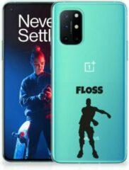 B2Ctelecom Smartphone hoesje OnePlus 8T Telefoontas Floss Fortnite