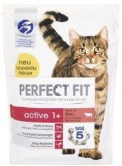 Perfect Fit Droogvoer Active Rund - Kattenvoer - 1.4 kg - Kattenvoer